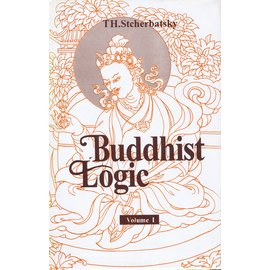 Motilal Banarsidas Publishers Buddhist Logic, 2 volumes, by Th. Stcherbatsky