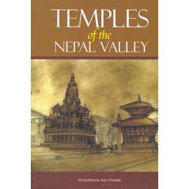 Himal Books Temples of the Nepal Valley, by Sudarshan Raj Tiwari