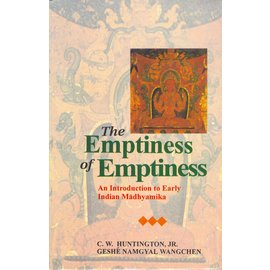 Motilal Banarsidas Publishers The Emptiness of Emptiness: An Introduction to Early Madhyamika, by C. W. Huntington, Geshe Namgyal Wangchen