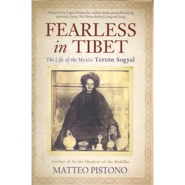 Hay House Fearless in Tibet, by Matteo Pistono