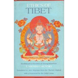 Sri Satguru Publications Ethics of Tibet, by Alex Wayman