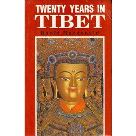 Cosmo Publications Delhi Twenty Years in Tibet, by David Macdonald