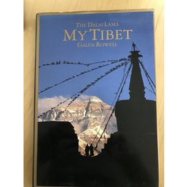 University of California Press My Tibet, by Galen Rowell and the Dalai Lama