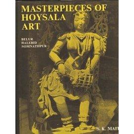 Taraporevala Bombay Materpieces of Hoysala Art, by S.K. Maity