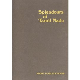 Marg Publications Splendours of Tamil Nadu, by Mulk Raj Anand