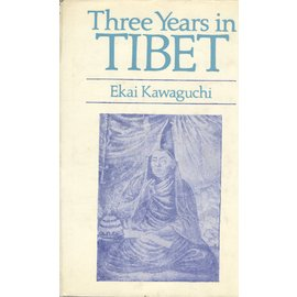 Ratna Pustak Bhandur Three Years in Tibet, by Ekai Kawaguchi