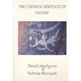 Aris & Phillips Warminster The Cultural Heritage of Ladakh, vol 2, by David L. Snellgrove and Tadeusz Skorupski