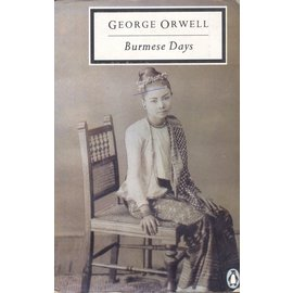Penguin Fiction Burmese Days, by George Orwell