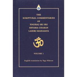 i Universe, New York The Scriptural Commentaries of Yogiraj Sri Sri Shyama Charan Lahiri Mahasaya, Vol 1 + 2