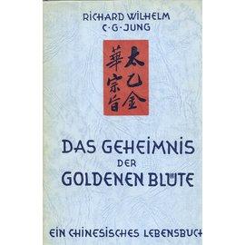 Rascher Verlag Das Geheimnis der goldenen Blüte, von C.G. Jung und Richard Wilhelm