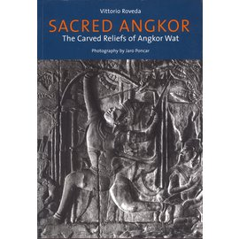 Weatherhill Sacred Angkor, by Vittorio Roveda