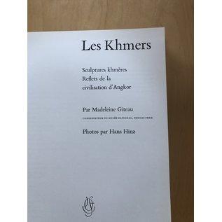 Office du Livre Le Khmer, Sculptures khmères, Reflets de la civilisation d' Angkor, de Madeleine Giteau
