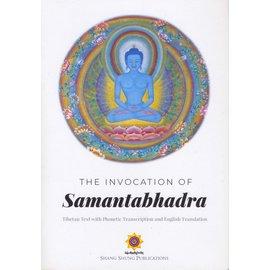 Shang Shung Publications The Invocation of Samantabhadra