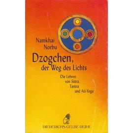 Diederichs Gelbe Reihe Dzogchen, der Weg des Lichts, von Chögyal Namkhai Norbu