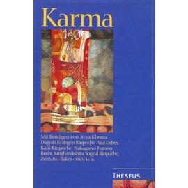 Theseus Verlag Karma, 11 Aufsätze verschiedener Autoren, herausgegeben von  Alfred Weil
