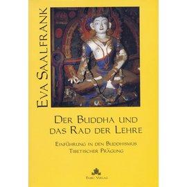 Fabri Verlag Der Buddha und das Rad der Lehre,  von Eva Saalfrank