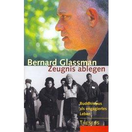 Theseus Verlag Zeugnis ablegen, von Bernard Glassman