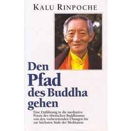 O.W. Barth Den Pfad des Buddha gehen, von Kalu Rinpoche