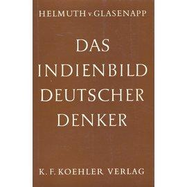 K.F. Koehler Verlag Das Indienbild Deutscher Denker, von Helmuth v. Glasenapp
