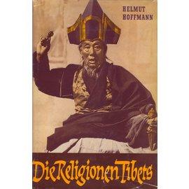 Karl Alber Verlag Freiburg Die Religionen Tibets, von Helmut Hoffmann