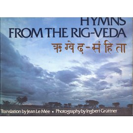 Jonathan Cape London Hymns from the Rig-Veda, transl. by Jean LeMée