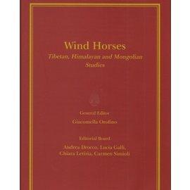 L' Orientale, Napoli Wind Horses. Tibetan, Himalayan and Mongolian Studies  ed. Giacomella Orofino