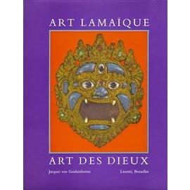 Laconti Brussels Art Lamaiqe, Art des Dieux, Jacques van Goidsenhven