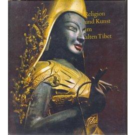 Ars Tibetana Zürich Religion und Kunst im alten Tibet, von Blanche Christine Olschak