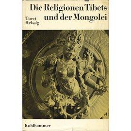 Verlag W. Kohlhammer Die Religionen Tibets und der Mongolei, von Giuseppe Tucci und Walther Heissig