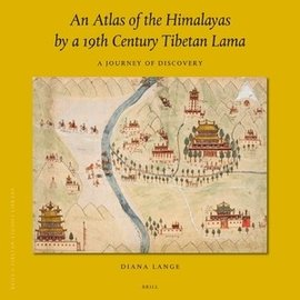 Brill An Atlas of the Himalayas by a10th Century Tibetan Lama, by Diana Lange