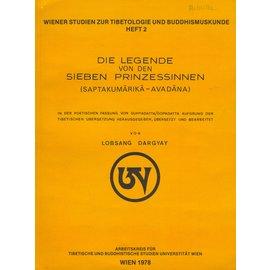 WSTB Die Legende von den Sieben Prinzessinnen, von Lobsang Dargye