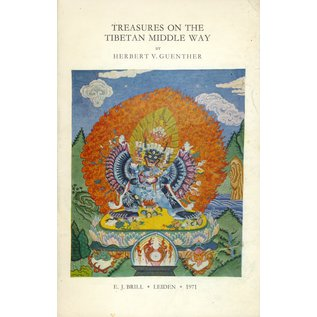 Brill Treasures of the Middle Way, by Herbert V. Guenther