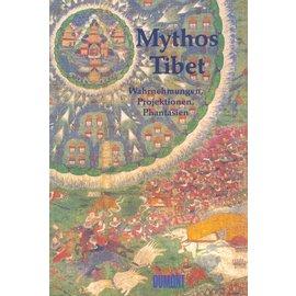 DuMont Buchverlag Mythos Tibet, von  Thierry Dodin und Heinz Räther u.a.