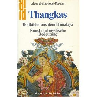 DuMont Buchverlag Thangkas: Rollbilder aus dem Himalaya, Kunst und Bedeutung, von Alexandra Lavizzari-Raeuber