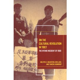 University of California Press On the Cultural Revolution in Tibet, by Melvin C. Goldstein, Ben Jiad, and Tanzen Lhundrup