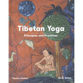 Thames and Hudson Tibetan Yoga, by Ian A. Baker