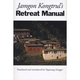Snow Lion Publications Jamgon Kongtrul's Retreat Manual, by Ngawang Zangpo