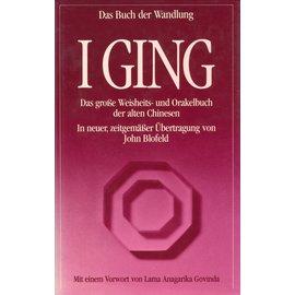 O.W. Barth I Ging, Das Buch der Wandlung, von John Blofeld