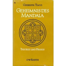 O.W. Barth Geheimnis des Mandala, von Giuseppe Tucci