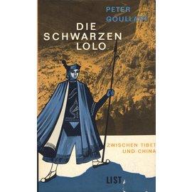 List Verlag Die Schwarzen Lolo, von Peter Goullart