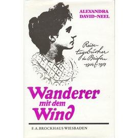 F.A. Brockhaus Wiesbaden Wanderer mit dem Wind, von Alexandra David-Neel