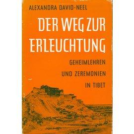Hans E. Günther Verlag Stuttgart Der Weg zur Erleuchtung, von Alexandra David-Neel