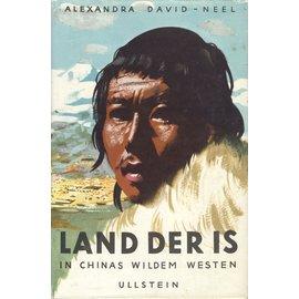 Verlag Ullstein Land der Is, von Alexandra David-Neel