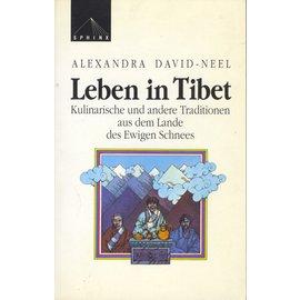 Sphinx Verlag Leben in Tibet, von Alexandra David-Neel