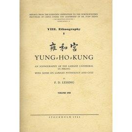 Blanders Boktryckeri Göteborg Yung-Ho-Kung, by F. D. Lessing