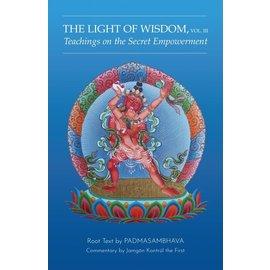 Rangjung Yeshe Publications The Light of Wisdom, vol III, by Padmasambhava