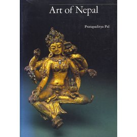 University of California Press Art of Nepal, by Pratapaditya Pal