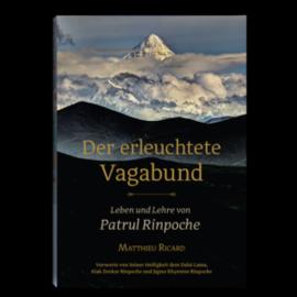 Manjughosha Edition Der erleuchtete Vagabund, von Matthieu Ricard