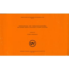 WSTB Sadhanasataka and Sadhanasatapancasika,, by Gudrun Bühnemann