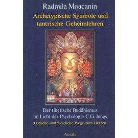 Ansata Archetypische Symbole und tantrische Geheimlehren, von Radmila Moacanin